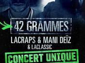 Lacraps Mani Deïz Gibus Café (2×2 places gagner packs CD/t-shirt)