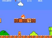 Super Mario Bros: technologie poids plume!