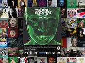 L'écran votre iPhone plus millions titres musicaux