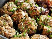 Boulettes herbes recette cuisine