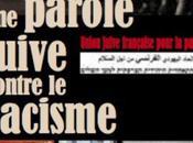 parole Juive contre racisme conférence Débat avec André Rosevègue salle l'Arsenal Rochelle
