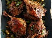 Canard olives recette cuisine maison