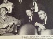 dernière bande scène Peter Stein avec Jacques Weber pièce Samuel Beckett/ départ Frédéric Franck Théâtre l'œuvre entre autres pourquoi dans dernier illustres programmes