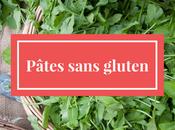 Deux recettes pâtes sans gluten jeter terre