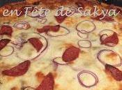 Croûte pizza croustillante