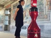 Norio robot visite château d'Oiron. Suivez guide
