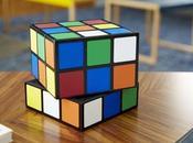 Réveillez-vous avec radio-réveil l'enceinte Bluetooth Rubik's Cube