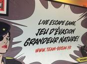 Nouveau escape game Paris avec Team Break