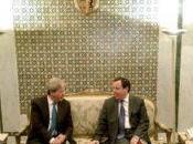 Prochaine réunion internationale Vienne crise libyenne