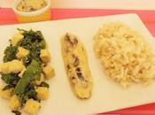 Tofu verdure sauce maïs-pruneaux (Vegan)