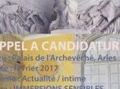 Appel candidatures IMMERSIONS SENSIBLES Galerie Joseph Antonin| Arles