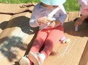 Look Little Girl runnings KIABI