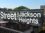 jackson heights, symbole melting yorkais