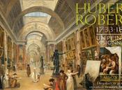 Hubert Robert visionnaire Louvre