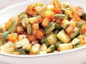 Pomme terre courgette cookeo