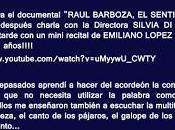 soir, Raúl Barboza accordéon chez Jacqueline l'affiche]