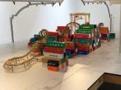 Galerie Kamel MENNOUR exposition HUANG YONG PING