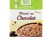 Alimentation sans gluten lactose nouveautés Jardin BiO'