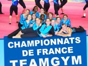 Championnats France Teamgym Albertville