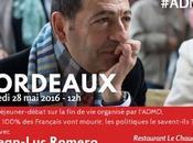 Déjeuner-débat l'ADMD Bordeaux