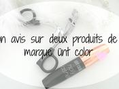 avis deux produits marque color