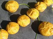 Muffins poulet, comté curry