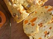 Apricot, Chives Blue Cheese Bread