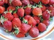 raisons santé manger fraises