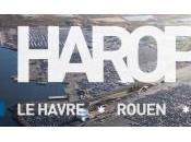 Mobilisation pour reprise l'activité portuaire bords Seine