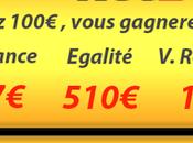 Parier France Roumanie