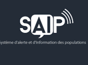 SAIP, l'application d'alerte Ministere l'intérieur disponible l'APP Store
