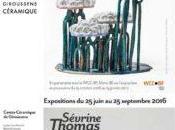 Expositions Nuages Sevrine Thomas Bataille Centre Céramique Giroussens