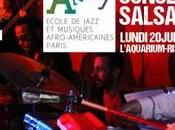 Concert salsa gratuit pour ados l'hôpital lundi juin 2016