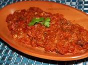 "Zaâlouk ""salade d'aubergine"""