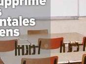 Bourses collégiens droite seinomarine s'acharne contre familles