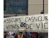 Manifestation juin Bastille contre khomri