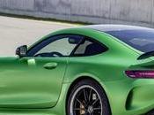 Mercedes-AMG verte comme l'enfer