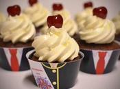 Cupcakes Forêt Noire ¡Gora Marcial!