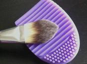 brushegg pour contrer corvée lavage pinceaux