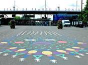 streetart gare Stade France Saint-Denis