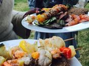 premier buffet mariage réel challenge était fois Jean-Paul Virginie…