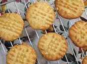 Peanut Butter Cookies (Cookies beurre cacahuètes, version avec farine d'avoine)