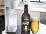 Sodastream alcoolise bulles