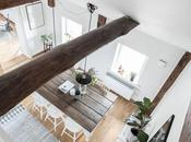 bois décoration très scandinave