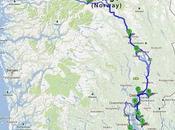 Deux semaines Norvège famille échange maisons