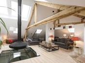sublime aménagement combles mansardés Luxembourg