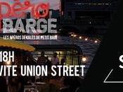 ApéroBarge Carte Blanche Union Street Breez, PLB, Andrée, Nakatomi Plaza (Entrée Libre)
