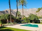 Villa moderniste Kirk Douglas Palm Springs