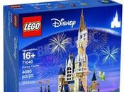Lego château Belle bois dormant bientôt disponible.