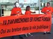 Langue culture bretonnes: mairie Lorient abonnés absents.